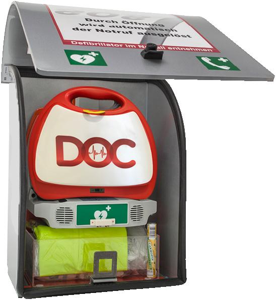 Bester Defibrillator für Arbeitssicherheit