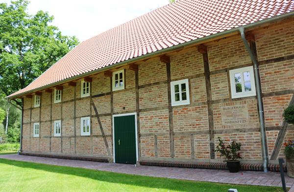 Bürgerhaus Marienfeld | DOC-Rettungssystem | ALMAS INDUSTRIES AG