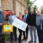 DOC-Rettungssystem für Bürgerhaus Marienfeld | ALMAS INDUSTRIES AG