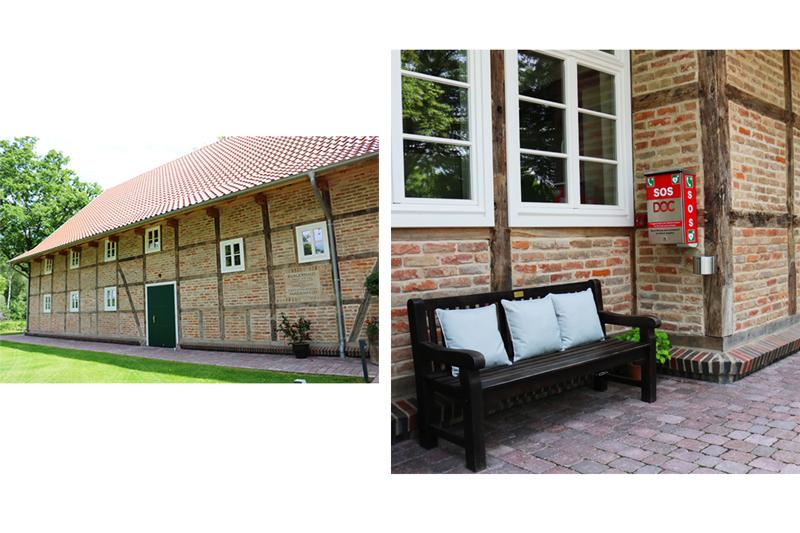 Bürgerhaus Marienfeld DOC-Defibrillator | ALMAS INDUSTRIES