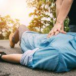 Herzinfarkt - was tun? DOC-Defibrillator | ALMAS INDUSTRIES