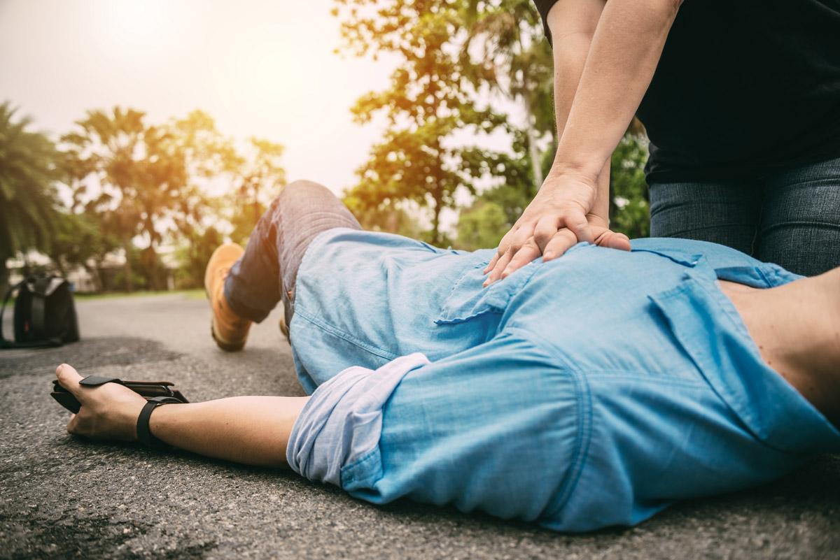 Herzinfarkt – was tun?